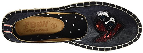 Espadrilles black And Walk Hv221833 Break Nero Donna wRFt04qx4
