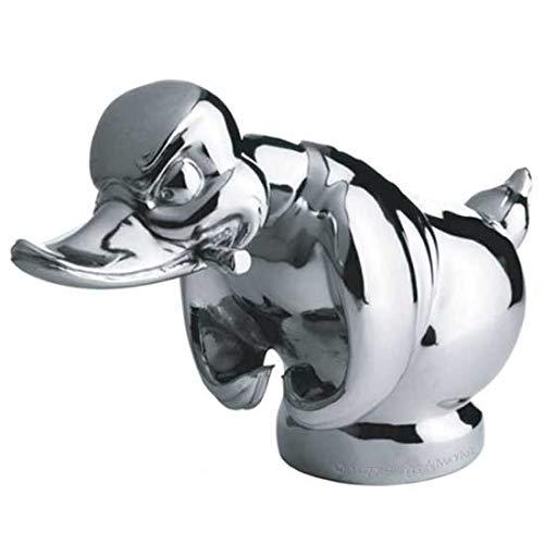 - Chrome Convoy Duck Hood Ornament
