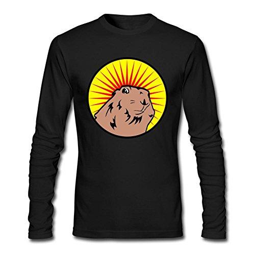 xingl-mens-prairie-dog-dramatic-chipmunk-design-long-sleeve-cotton-t-shirt