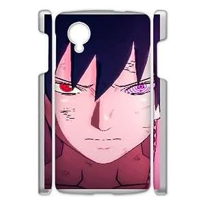 Google Nexus 5 Phone Case White Naruto Shippuden ultimate Ninja Storm 4 WE9TY661978
