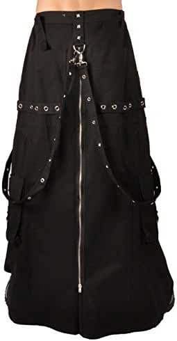 Tripp Men's Electro Techno Rave Cyber Goth Skirt Kilt Skirt