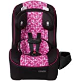 Cosco Easy Elite 3-in-1 Convertible Car Seat, Disco Ball Berry Keep Your Child Safer During the Ride
