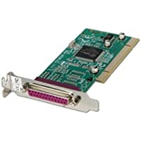 LINDY 1 Port Low Profile Parallel Card PCI (51325)