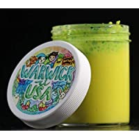 Toxic Pineapple Butter Slime (Scented)