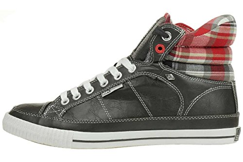 British Knights ATOLL CALI B31-3713CA Herren Sneaker Grau