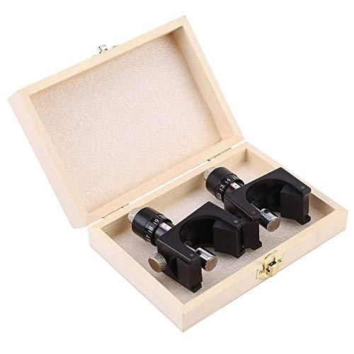 ZJN-JN 切断砥石 2個の磁気プレーナーブレードは木箱でジグ目地棒ナイフゲージ木工セッター設定ツール 切断工具