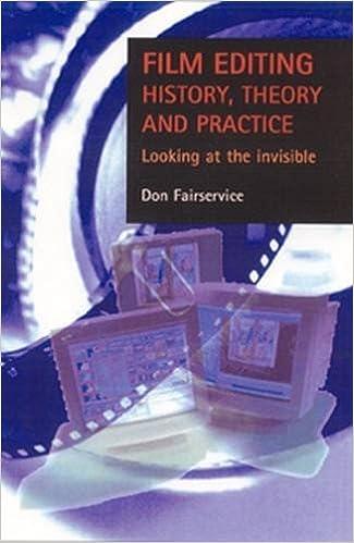 on film editing by edward dmytryk  music