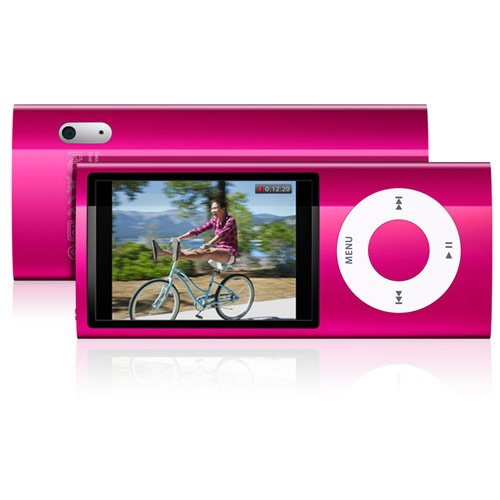 Apple iPod Nano 16 GB Pink (5th Generation) (Discontinued by Manufacturer)