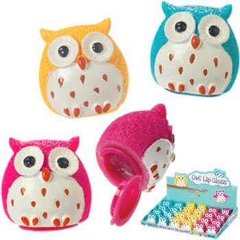 Owl Lip Gloss gloss order