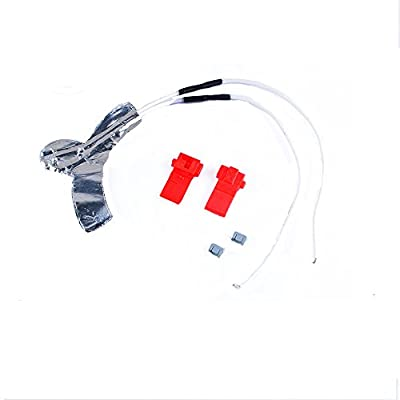 WR49X10173 Dispenser Water Tube Heater Kit for GE Replacement by Podoy