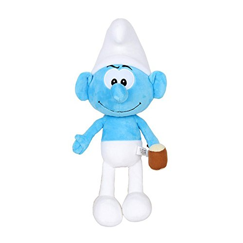 Smurfs Hefty Smurf, Stuffed Animals Plush Toy for Kids Room Decoration - Smurf Plush Toys