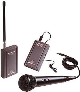 Audio-Technica ATR288W TwinMic VHF Battery-Powered Wireless Microphone System (B00006HO3R) | Amazon price tracker / tracking, Amazon price history charts, Amazon price watches, Amazon price drop alerts