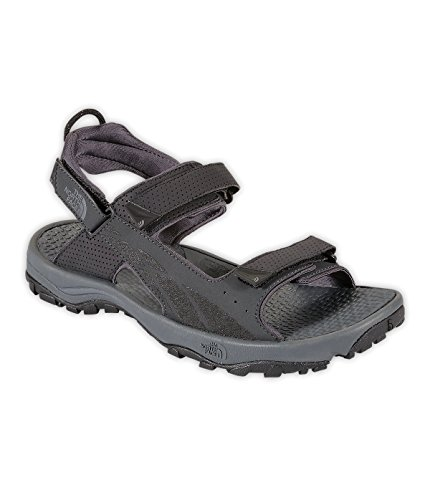 - The North Face Storm Sandal Mens TNF Black/Zinc Grey 7