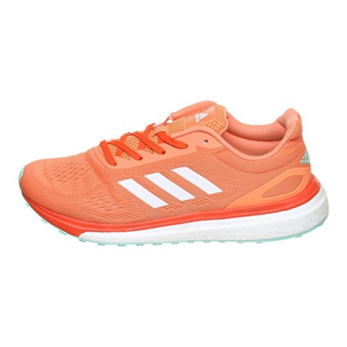 Shoes 750 Running (adidas Response IT Boost Womens Running Trainers (UK 7 US 8.5 EU 40 2/3, Orange White BB3423))