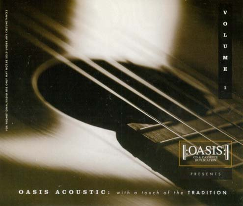 Price comparison product image Oasis Acoustic: Volume 1