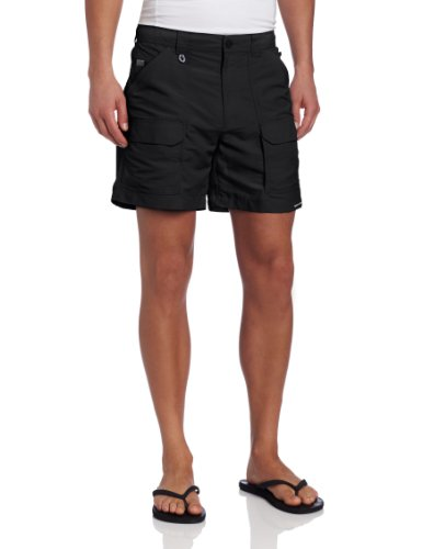 Columbia Men's Permit II Short, 44x6-Inch, Black