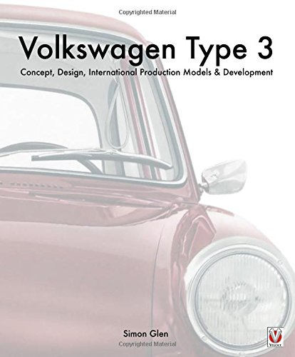 『Volkswagen Type 3』(Veloce Publishing)