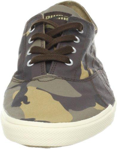 Puma Roma Nbk zapatillas de deporte, luz de sol de la cal Antique Bronze/Birch/Chocolate