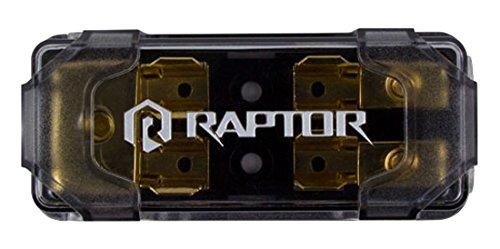 Raptor R42AGU MID SERIES - AGU 2-Position Fused Distribution Block