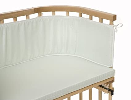 Babybay 100516 - Colchón para cuna de colecho, color verde [Importado de Alemania]
