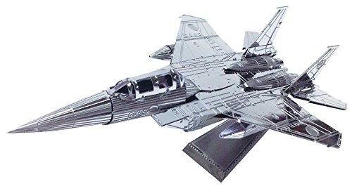 텐요 메탈릭 나노 퍼즐 항공자위대 F-15J