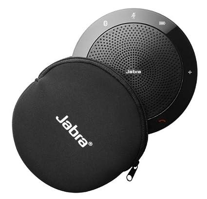 Jabra Speak 510 Wireless Bluetooth Speaker for Softphone and Mobile Phone U.S. Retail Packaging