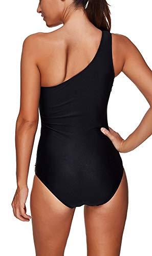 ador hacia Monokini Empuja arriba de o pieza grande Ba una Tankini Transparente Ropa Tama Mujer Nataci Bikini dqSdTO