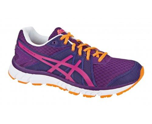 ASICS Gel-Volt33 2 Zapatilla de Trail Running Señora Morado / Fucsia / Naranja