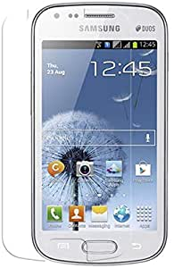 Screen Guard Glass Screen Protector for Samsung Galaxy S Duos - Transparent