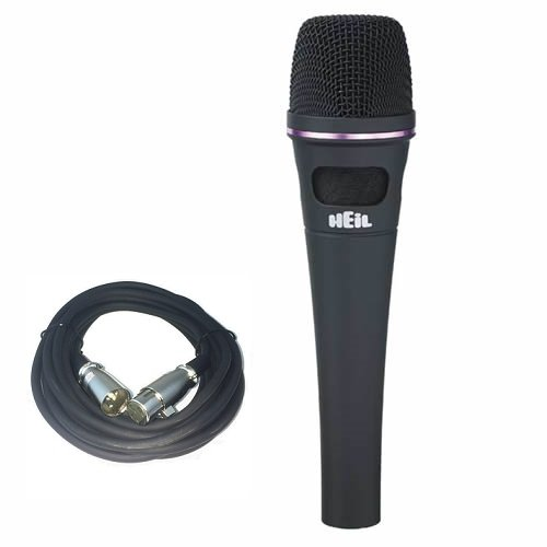 Price comparison product image Heil Sound PR35 Microphone FREE 25' Mic Cable PR-35