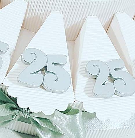 Matrimonio Senza Bomboniere.Bomboniere Per Anniversario Di Matrimonio 25 Con Torta