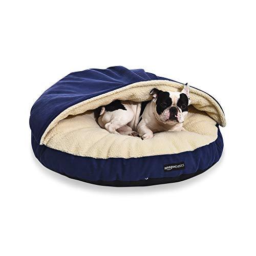 Amazon Basics Medium Pet Cave Bed