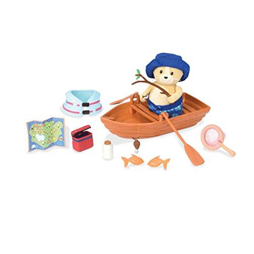 Li'l Woodzeez Boating Playset