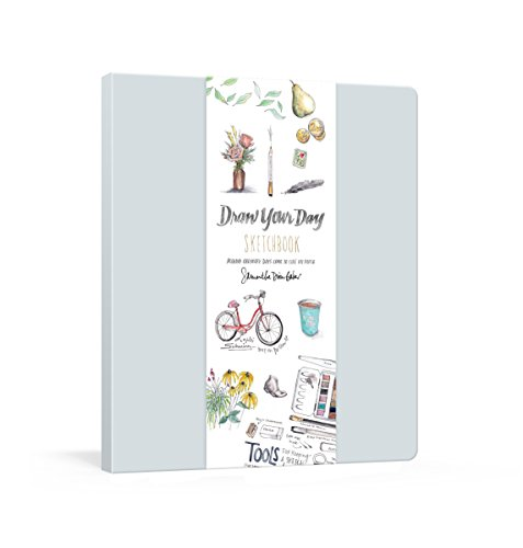 Draw Your Day Sketchbook: A Guided Drawing Journal