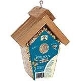 Alan Titchmarsh Wild Bird Wooden Seed House