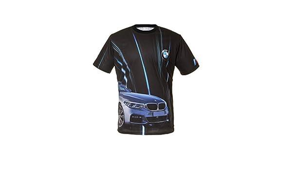 BMW M Power Car Camiseta Manga Corta Azul Regalo T Shirt Graphics ...