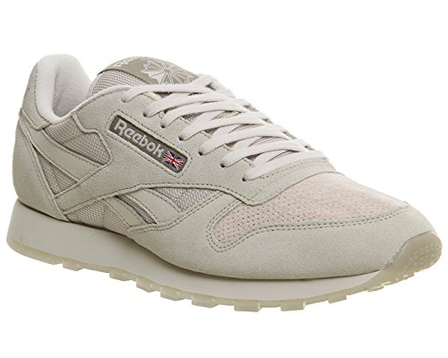 Schuhe SM CL Beige Leather Reebok SqawH7H