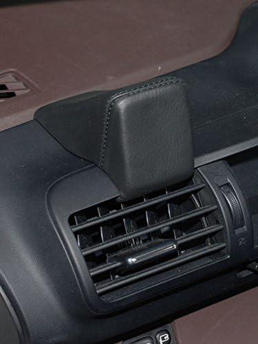 KUDA 283570 Halterung Echtleder schwarz für Toyota iQ ab 01/2009 bis 2015