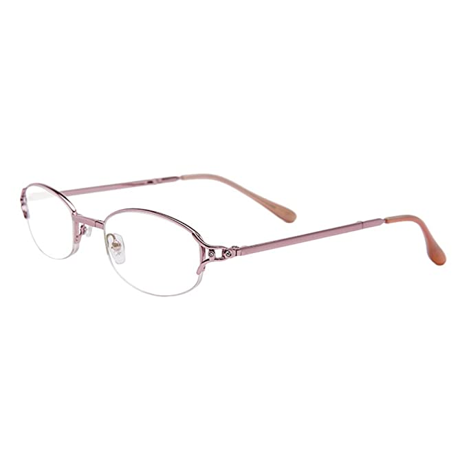 Zhhlinyuan Lesebrille Herren - Fashion Readers Randlos Reading Glasses Comfort Magnification for Men 2.0 1.5 1.0 4.0 2.5 3.00 Strength