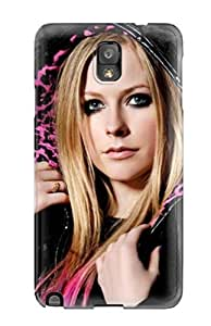 High Quality Shock Absorbing Case For Galaxy Note 3-hd Avril Lavigne