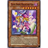 Yu-gi-oh! - Toon Dark Magician Girl (Gld4- En015) - Gold Series 4:Pyramids Edition - Limited Edition - Common