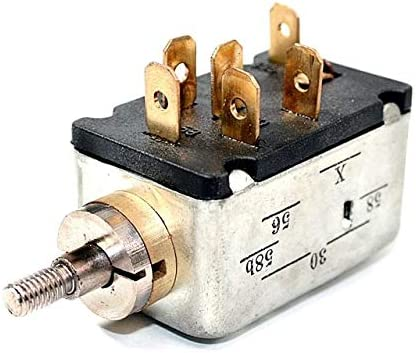 Compatible with 1968-1970 Volkswagen Beetle Headlight Switch