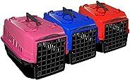 Mecpet Caixa Transporte Mec N.3 para Cães, Azul