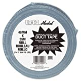 "Office Products : Duct Tape. 2"" X 60yd, Silver Gray"