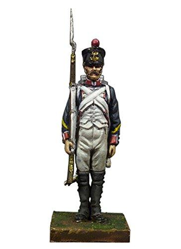 アンドレアミニチュア NA-010 フランス軍戦列兵・下士官( 直立1体 )