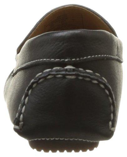 Sebago Saunter Moc, Men's Loafers Noir (Black)