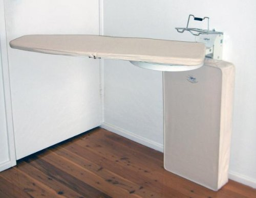 LifeStyle OSUV-01 Vertical Size Wall Mounted Ironing Center by Lifestyle