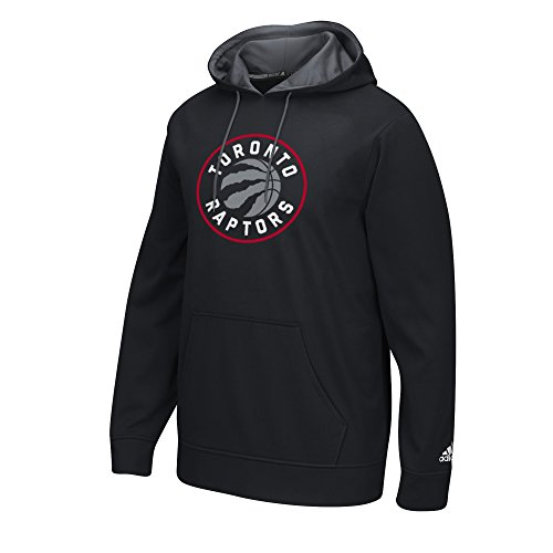fan products of NBA Toronto Raptors Men's Tip-Off Playbook Hoodie, XX-Large, Black