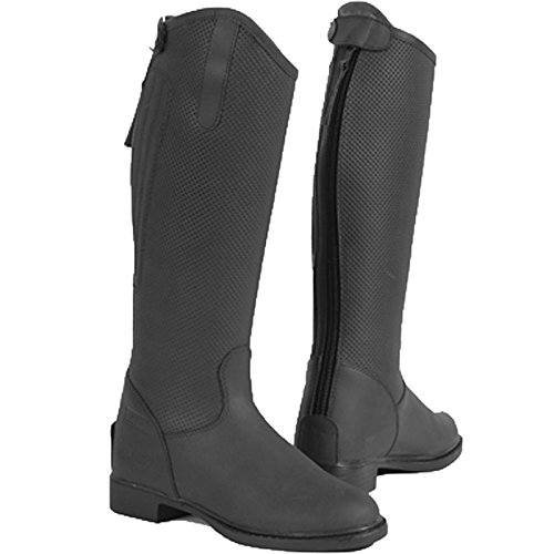 Black Toggi Leather Kids Rider Nubuck Tucson Sizes Tall and Boots Country Colours qqxAU4Pw