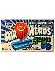 Airheads Blue Raspberry Candy - 14ct